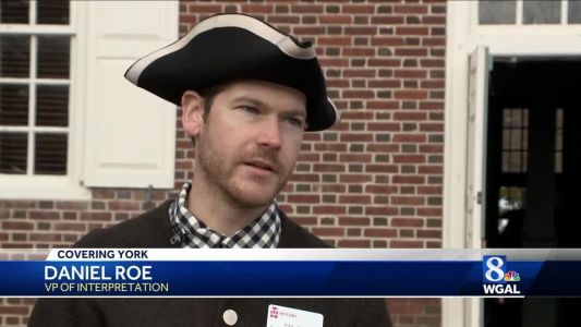 York hosts 241st Articles of Confederation Day