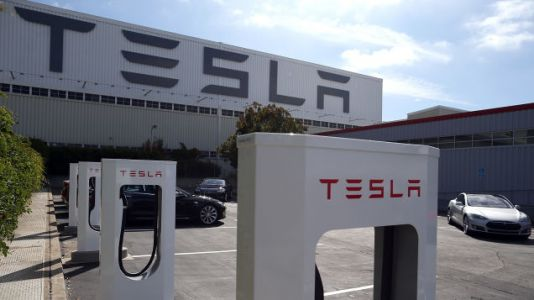 When Tesla's Plant Lost Power for Two Days Because of Alleged Crane Operator 'Negligence'