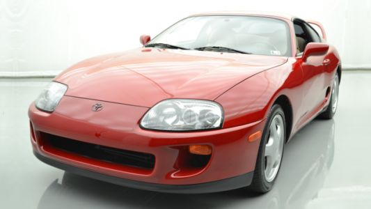 The 1994 Toyota Supra That Sold for $121,000 On Bring a Trailer Is Now at a Dealer for $500,000