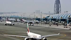 Drone activity suspected at Dubai airport, flights grounded