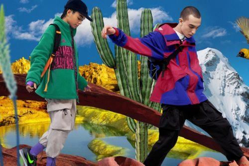 Nike ACG Channels Colors of the '90s for Spring 2019