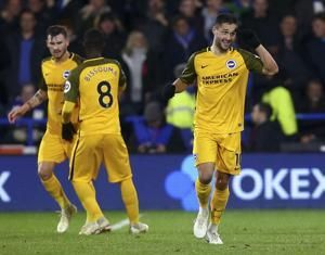 Brighton concedes after 55 seconds, still wins in EPL