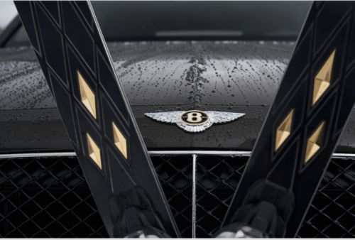 The Ultra-Exclusive Bomber x Bentley Skis