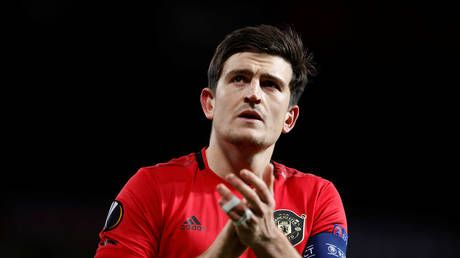 Manchester United captain Harry Maguire leads squad in donating part of wages to charity - more Premier League clubs must follow