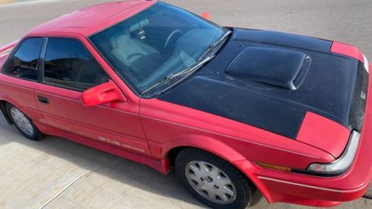 At $6,000, Could This 4A-GZE Swapped 1989 Toyota Corolla GT-S Be A Supercharged Super Deal?