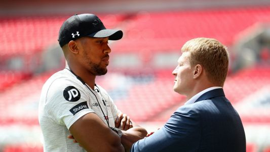 Anthony Joshua vs. Alexander Povetkin: Fight Preview, How to Watch