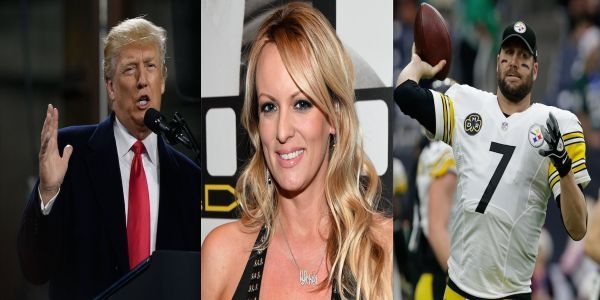Porn star Stormy Daniels says Trump made Ben Roethlisberger 'take care' of her after alleged sexual encounter