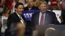 Trump Made DeSantis In The Florida GOP Primary But Could Sink Him In November