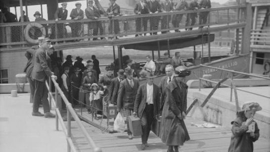 President Trump's Idea Of Good And Bad Immigrant Countries Has A Historical Precedent