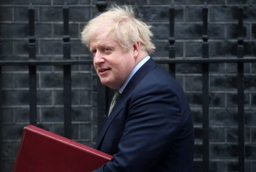 UK Prime Minister Boris Johnson is taken to hospital for tests, 10 days after testing positive for coronavirus