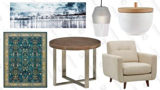 Redecorate With Up to 25% Amazon's Home Decor Brands For Prime Day
