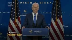 Biden: 'Help is on the way' with new economic team