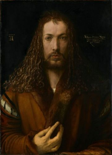 Daily Dose of Europe: Dürer's Self-Portrait
