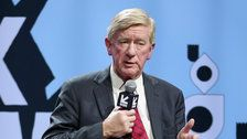 Ford, Carter, H.W. Bush ― Now Bill Weld Wants to Add Trump To That List