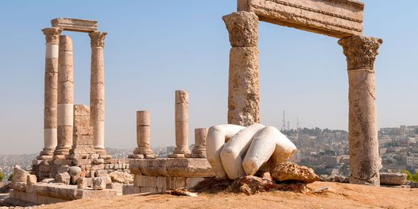 Visit These 10 Amman Must-Do's and Experience the Essence of the 'White City'