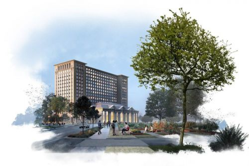 Ford Returns to Its Ancestral Home With Purchase of Detroit Landmark