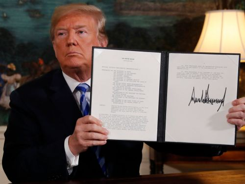 Trump's Iran sanctions aren't working as planned