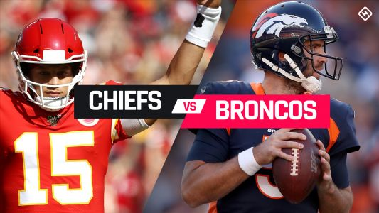Chiefs vs. Broncos: Live score, updates, highlights from 'Thursday Night Football'