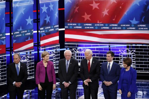 AP FACT CHECK: Examining candidate's claims from the Democratic debate