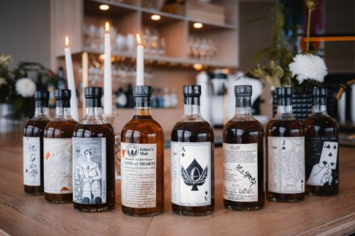 The Most Exclusive Whisky Tasting in the World