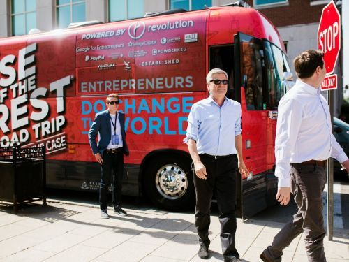 AOL cofounder Steve Case is betting $150 million that the future of startups isn't in Silicon Valley or New York, but the money isn't what's making his prediction come true