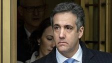 Michael Cohen: 'Of Course' Donald Trump Knew Hush Money Payments Were Wrong