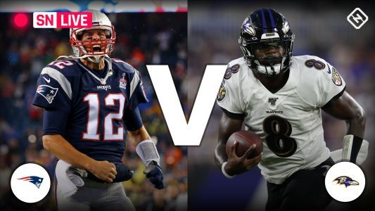 Patriots vs. Ravens: Live score, updates, highlights from 'Sunday Night Football' showdown