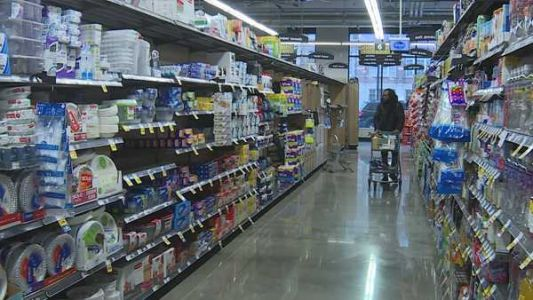 Kroger testing one-way aisles to slow spread of COVID-19