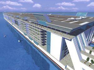 Freedom Cruise Line plans to build monster cruise that will carry 60,000 passengers