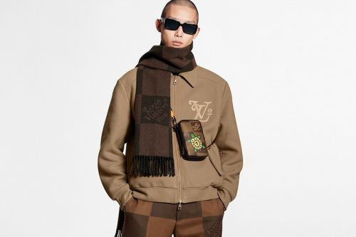Drop 2 of the NIGO x Virgil Abloh LV² Collection Is Defined by Cold Weather Wares