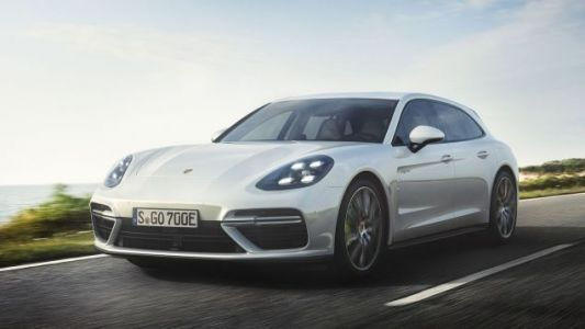 Porsche's Newest 640 HP Panamera Wagon Has A Name Longer Than My Grocery List