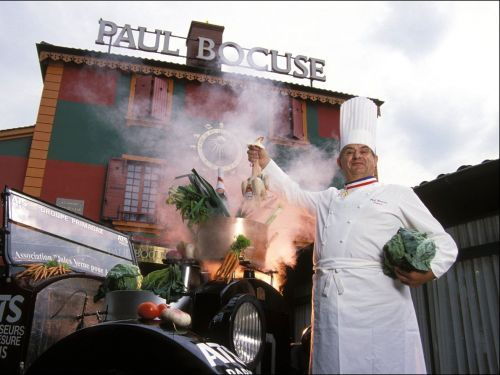 Paul Bocuse's Restaurant Loses Its Long-Held Third Michelin Star