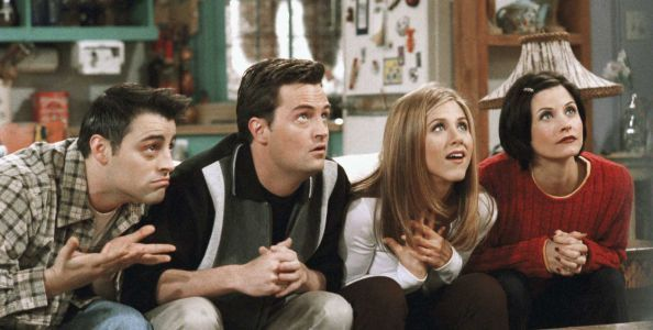 The long-awaited 'Friends' reunion is happening this May