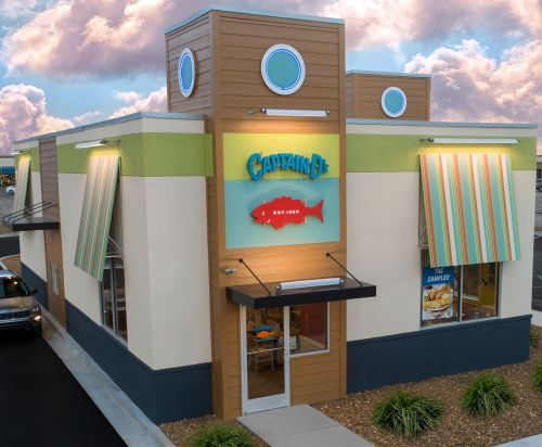 Captain D's Opens Second Texas Location This Year in Mount Pleasant