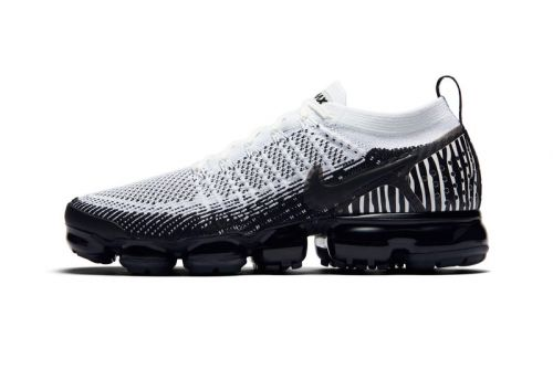 "Nike Is Readying the Air VaporMax 2.0 ""Zebra"""