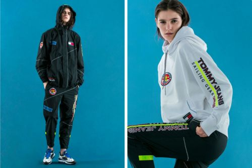 """Tommy Hilfiger & monkey time Team up on a """"Sailing Gear"""" Capsule"""