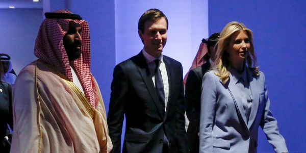 Wooed by Saudis, Kushner became influential friend