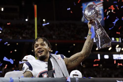 Patriots star Patrick Chung indicted on cocaine possession charge