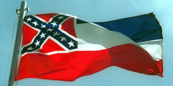 Elizabeth Warren says it's time for Mississippi to adopt a new state flag