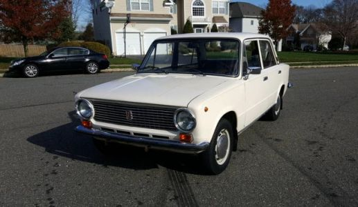 At $9,999, Could You Find A Lada Love For This 1986 VAZ 2101?