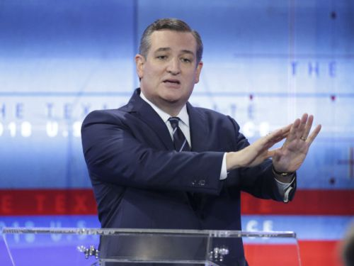 'He's the president': On the campaign trail, Ted Cruz refuses to say whether Trump is friend or foe