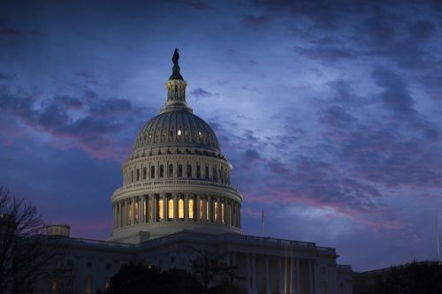 House passes bill to avert government shutdown for two weeks