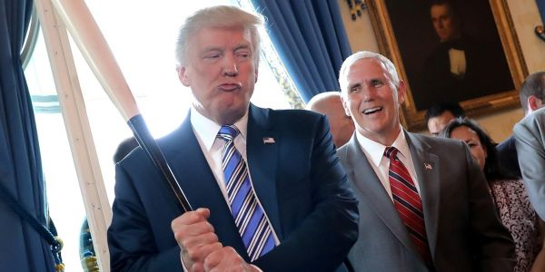 Trump alarms his confidantes with questions about Mike Pence's loyalty
