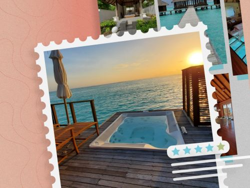 This luxury resort in the Maldives is like having your own private island that you can actually afford - here's why my husband and I picked it for our honeymoon