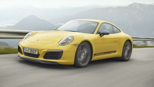 The 2018 Porsche 911 Carrera T Is The Lightest New 911 You Can Buy