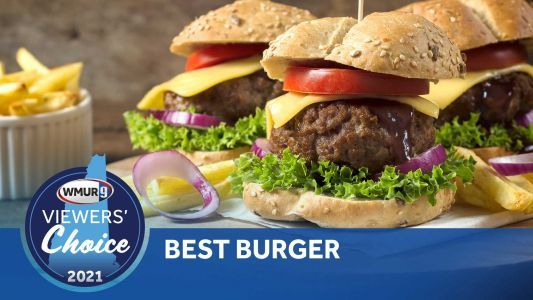 Viewers' Choice 2021: Best burgers in New Hampshire