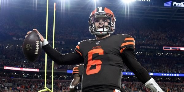 Baker Mayfield took over for the Browns and converted the most popular trick play in football to lead Cleveland to its first win in 2 years
