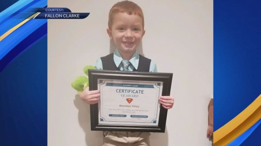 4-year-old saves his grandmother's life by calling 911