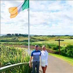 International Tech Start-Up 'Golfscape' Boosts Golf Tourism in Ireland