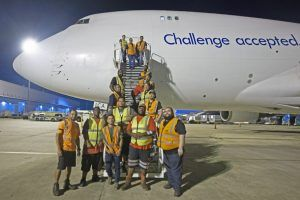 CAL Cargo Airlines Latest in Cargo Growth at Bush Airport